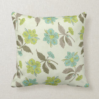 Song Of The Lady Slipper II Throw Pillow