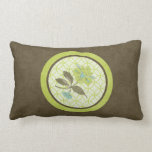 Song Of The Lady Slipper Throw Pillow