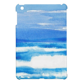 Song of the Seashore - CricketDiane Ocean Waves iPad Mini Cover