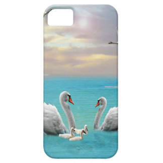 Song Of The White Swan, iPhone SE/5/5s Case