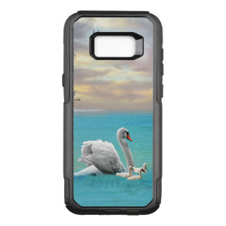 Song Of The White Swan, OtterBox Commuter Samsung Galaxy S8+ Case