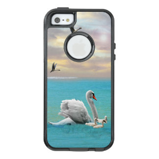 Song Of The White Swan, OtterBox iPhone 5/5s/SE Case