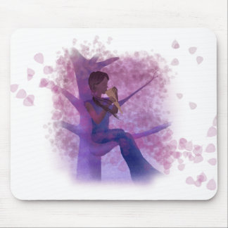Song of the Wind Mouse Pad