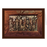 Song Of Time By Toorop Jan (Best Quality) Card