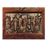 Song Of Time By Toorop Jan (Best Quality) Postcard