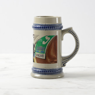 Songbird- Cotillion 16' Beer Stein