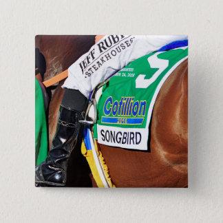 Songbird- Cotillion 16' Pinback Button