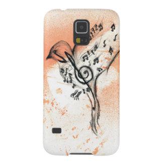 Songbird Galaxy S5 Cover
