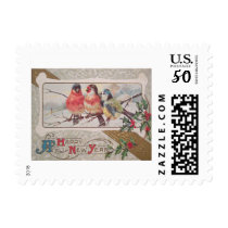 Songbird Holly Snow Postage