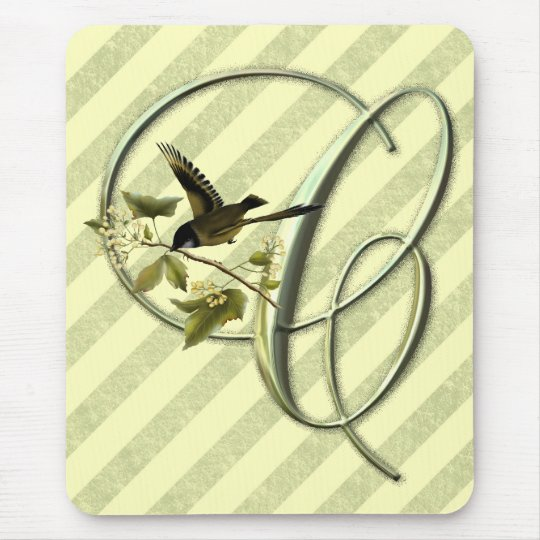 Songbird Initial C Mouse Pad