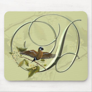 Songbird Initial D Mouse Pad