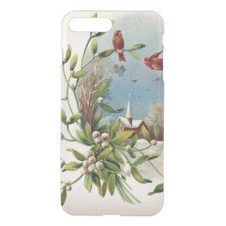 Songbird Mistletoe Church Christian Cross iPhone 7 Plus Case