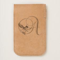 Songbird Monogram A iPhone 6/6S Case