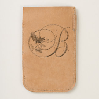Songbird Monogram B iPhone 6/6S Case
