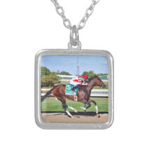 Songbird & Smith Silver Plated Necklace