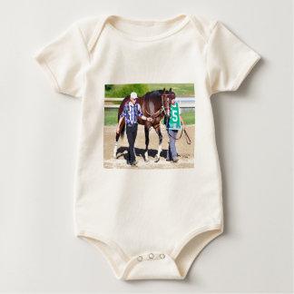 Songbird- Undefeated Baby Bodysuit