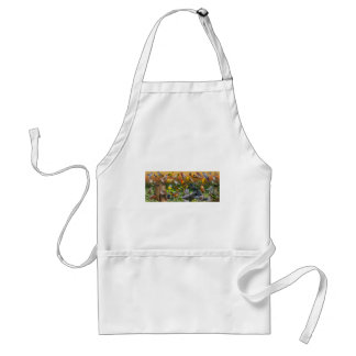 Songbirds of the West Adult Apron