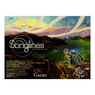 Songlines Poster