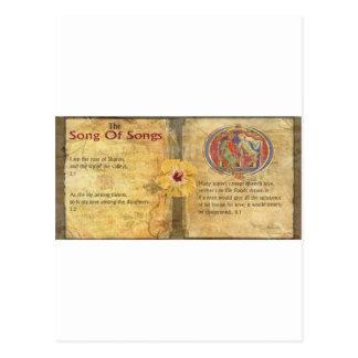 SongOsongsproject Postcard
