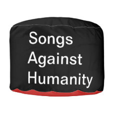 Songs Against Humanity Pouf! Pouf