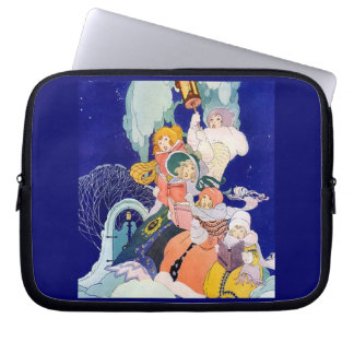 Songs for Christmas Laptop Sleeve