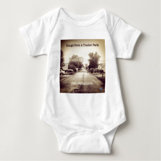 Songs From a Trailer Park Baby Bodysuit