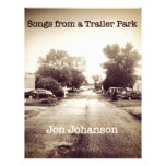 Songs From a Trailer Park Custom Letterhead