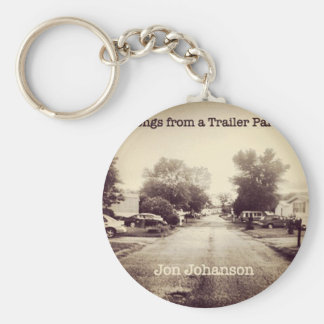 Songs From a Trailer Park Keychain