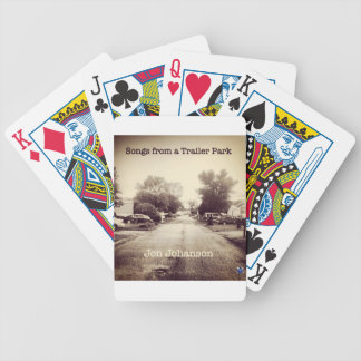 Songs From a Trailer Park Deck Of Cards