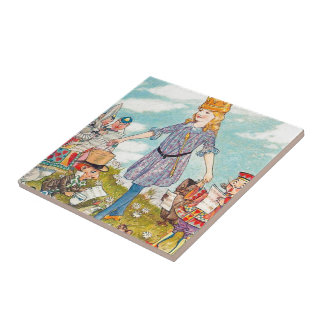 Songs From Alice: Alice and Her Friends Tile