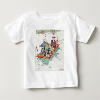 Songs From Alice: Yet You Balance an Eel Baby T-Shirt