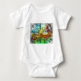 Songs in the Key of Life Baby Bodysuit