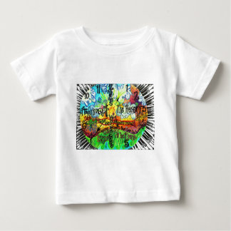 Songs in the Key of Life Baby T-Shirt