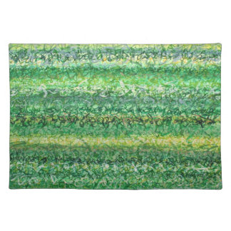 Songs of Grass Placemat Cloth Place Mat