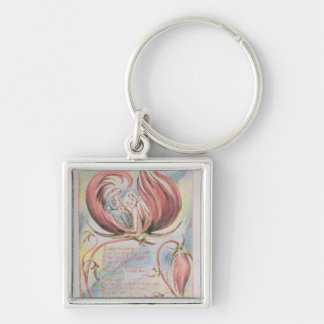 Songs of Innocence; Infant Joy, 1789 Keychain