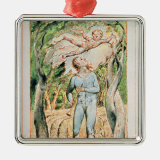 "Songs of Innocence; ""the Piper"" , 1789 Metal Ornament"