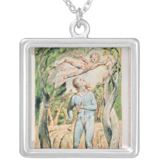 """Songs of Innocence; """"the Piper"""" , 1789 Personalized Necklace"""