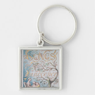 Songs of Innocence; Title Page, 1789 Keychain