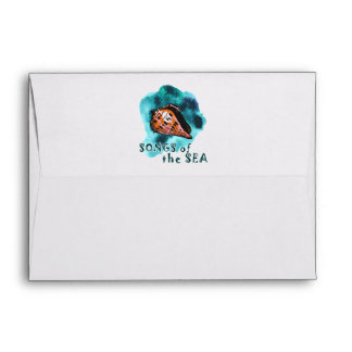Songs of the sea envelope