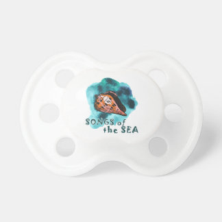 Songs of the sea BooginHead pacifier