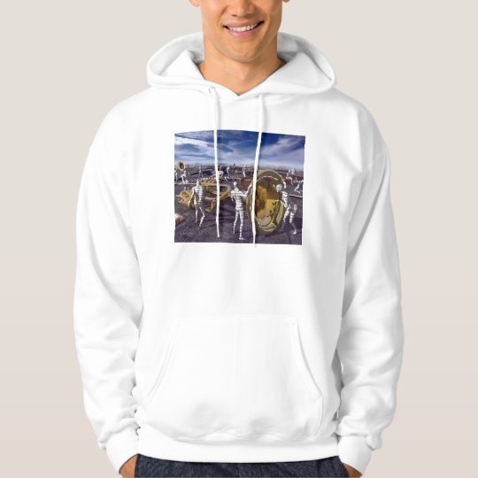 Songs Waiting To Be Played Hoodie