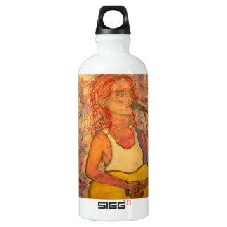 songstress aluminum water bottle