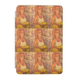 songstress art iPad mini cover