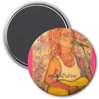 songstress design magnet