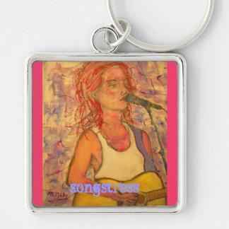 songstress keychain