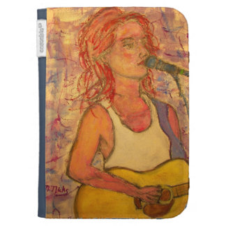 Songstress Kindle Cover