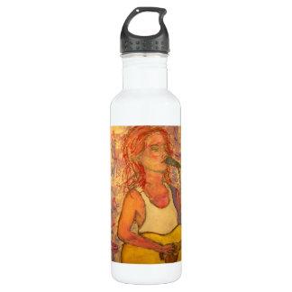 songstress stainless steel water bottle