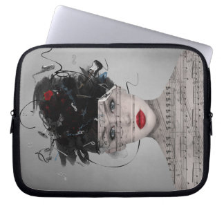 Songwriter Laptop Computer Sleeves