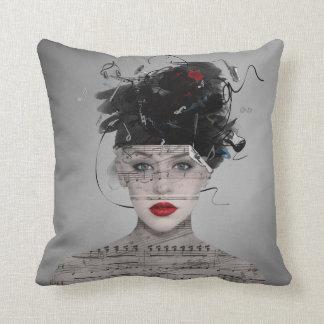 Songwriter Throw Pillow