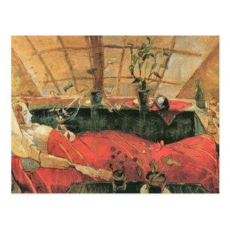 Sonia Gramatte by Walter Gramatte Postcard